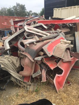 Ground effects and molds for misc German vehicles for Sale in Jurupa Valley, CA