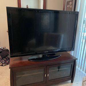 """55""""Inch TV /Stand for Sale in Modesto, CA"""