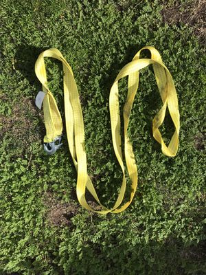 TOW STRAP SIZE UNKOWN for Sale in Los Angeles, CA