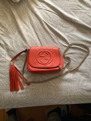 Gucci bag (red ) for Sale in Alameda, CA