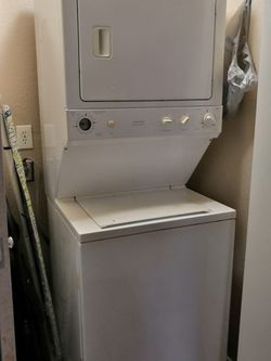 Stackable Washer And Dryer for Sale in Grand Prairie,  TX