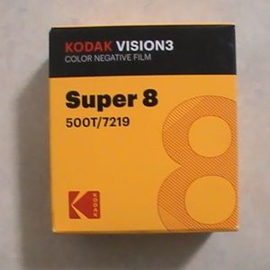 Super 8 Kodak VISION3 500T Color Negative Film #7219 for Sale in Portland, OR