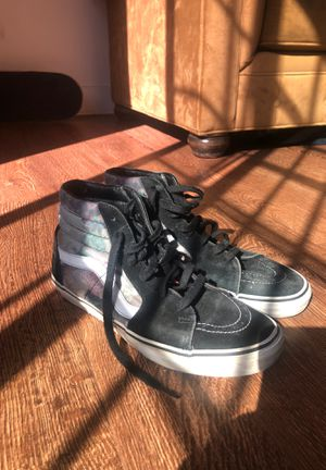 Supreme x Vans Skate High Power Corruption Lies Shoe for Sale in Los Angeles, CA