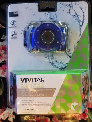 Vivitar action cam for Sale in Morrow, GA