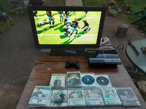 Great gaming bundle with Samsung 32inches TV for Sale in Washington, DC