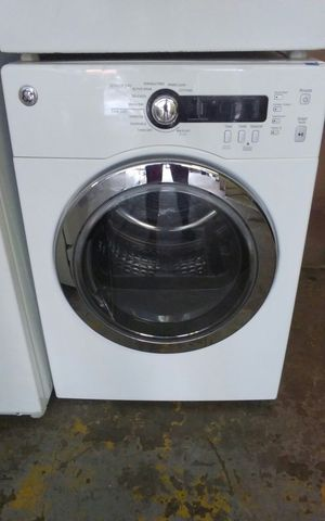 White LG Front Load Gas Dryer for Sale in Tampa, FL