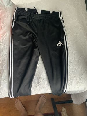 Adidas Men Track Pants, Size Large for Sale in Washington, DC