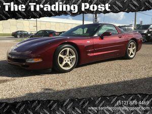 2003 Chevrolet Corvette for Sale in San Marcos, TX