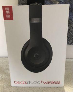 Beats Studio3 Wireless Headphones for Sale in Miami, FL
