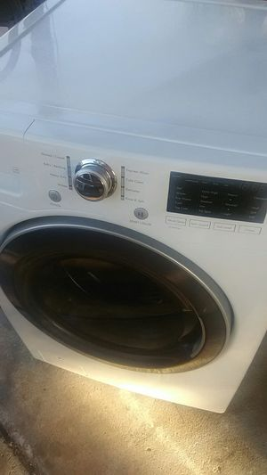 Good working KENMORE FRONT LOAD WASHER for Sale in Tucson, AZ