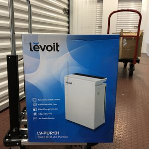 Levoit LV-PUR131 Air Purifier True HEPA Filter for Sale in Irvine, CA
