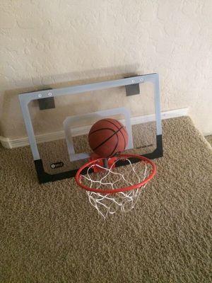 Sklz mini basketball hoop for Sale in Phoenix, AZ