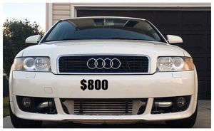 🍁$ 800 Selling my 2005 Audi A4 1.8 T Quattro🍁 for Sale in Salt Lake City, UT