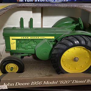 John Deere 1956 Model 820 Diesel Tractor for Sale in Fort Worth, TX