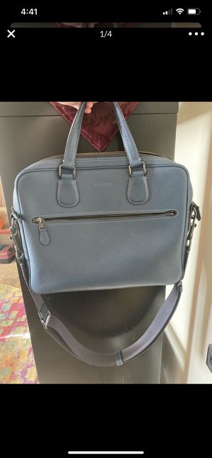 COACH Leather Bag/Briefcase/Messenger for Sale in Portland, OR