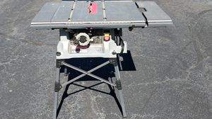 Craftsman table saw for Sale in Alexandria, VA