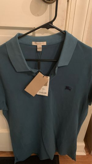 Burberry shirt Brand new with Tags for Sale in Virginia Beach, VA