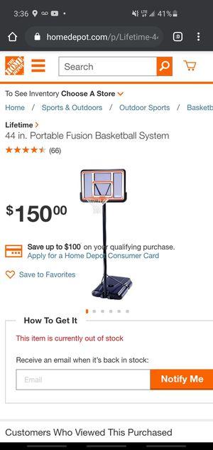 Basketball Hoop for Sale in Chandler, AZ