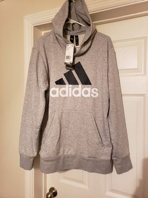New w tag mens Adidas size large hoody, never wore for Sale in Murfreesboro, TN