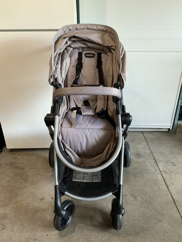 Stroller set toddler seat, car seat