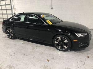 2017 Audi A4 premium plus for Sale in Alexandria, VA