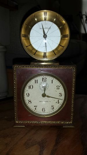 Antique clocks working Swiza Sheffield and Seth Thomas for Sale in Toms River, NJ