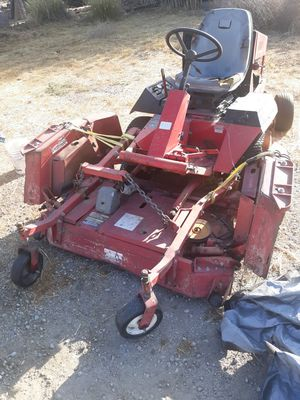 Toro riding lawn mower for Sale in Grand Terrace, CA