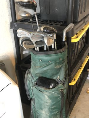 Golf clubs for Sale in Little Elm, TX