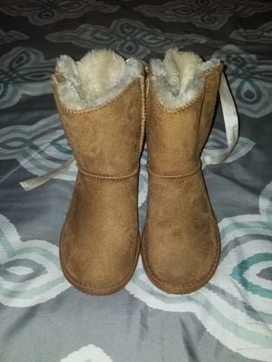 Girl boots good condition for Sale in Monroe, OH
