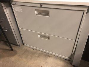 Office furniture/ lateral filing cabinet for Sale in Atlanta, GA