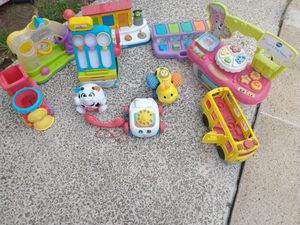 Various baby and toddler toys for Sale in Irving, TX