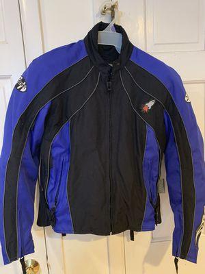 Joe Rocket wonen motorcycle jacket, size Large for Sale in Greece, NY