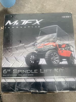 "Madjax Golf cart 6"" spindle lifting parts for Sale in Phoenix, AZ"