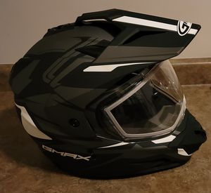 Gmax Snowmobile Motorcycle ATV UTV Helmet for Sale in Suamico, WI