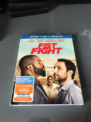 Fist fight blue-ray new sealed for Sale in Palmdale, CA