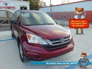 2010 Honda CR-V for Sale in Jacksonville, FL