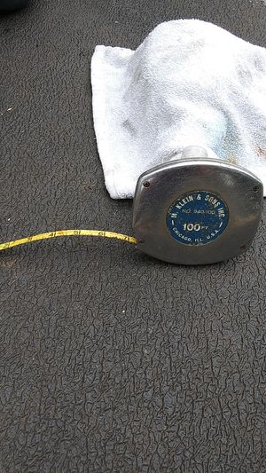 Tape Measure for Sale in Manassas, VA