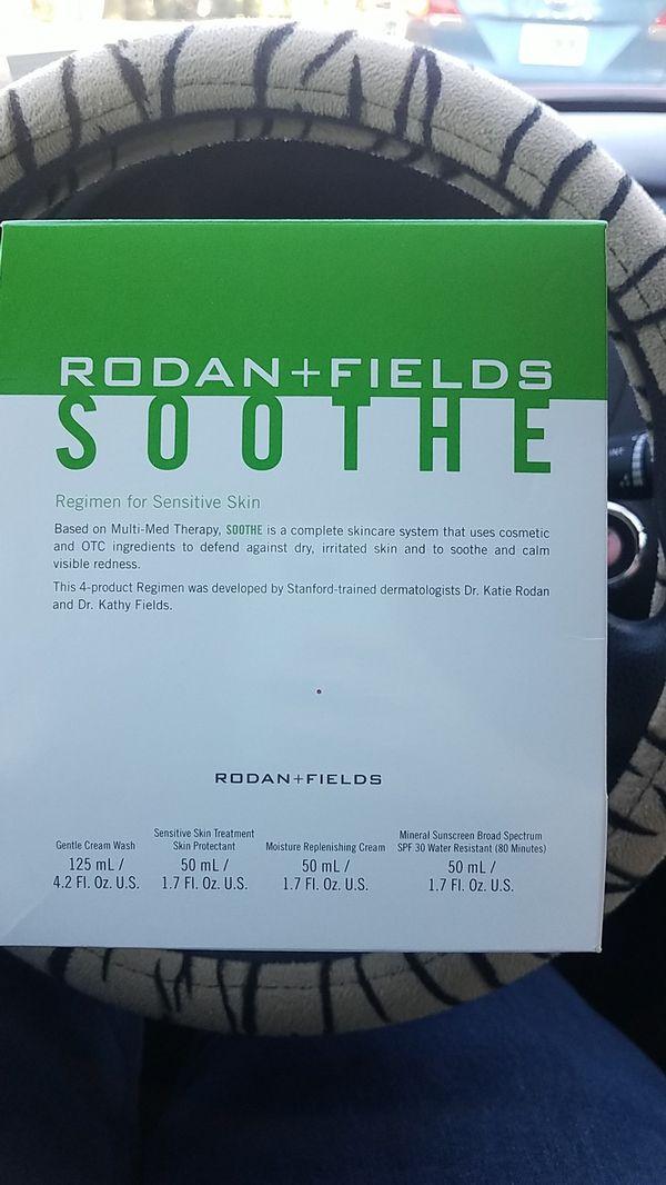 Rodan and fields soothe regimen