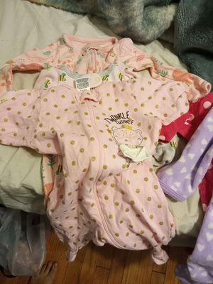 Newborn sleepers three of them girl for Sale in Chesapeake, VA