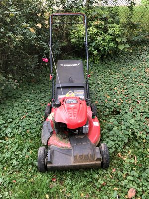 Troy Built Self Propelled Lawn Mower for Sale in Silver Spring, MD
