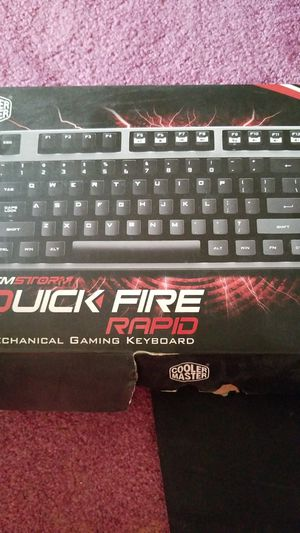 Cooler Master Mechanical keyboard for Sale in Boston, MA