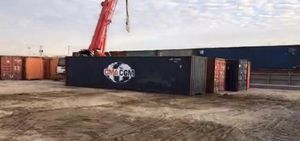 40' High Cube WWT Containers for Sale! for Sale in Abilene, TX
