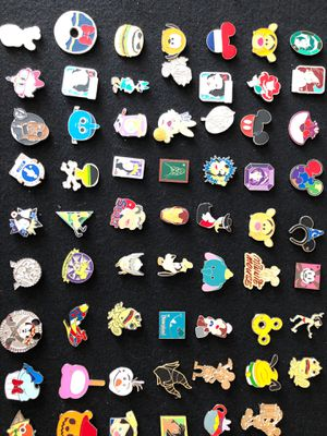 Disney collectable pins 10 for $30 for Sale in Chula Vista, CA