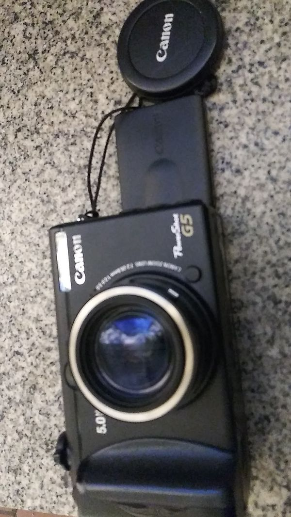 Canon PowerShot 5.0