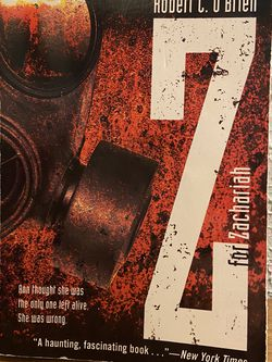 Z for Zachariah - by Robert C. O'Brien for Sale in DeLand,  FL