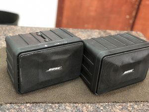 Bose speakers for Sale in Austin, TX