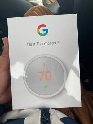 Nest thermostat e for Sale in Los Angeles, CA