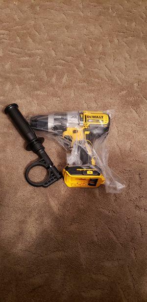 Dewalt 20v max cordless brushless 3-speed drill/driver/hammer/ drill new for Sale in Sun City, AZ