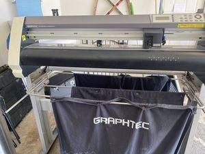 Graphtec cutter. for Sale in Murfreesboro, TN