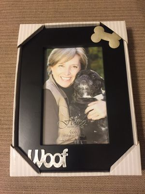Dog picture frame for Sale in York, PA